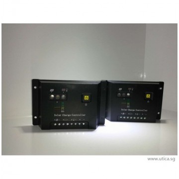 UTICA® MPPT Solar Controller 12V30A