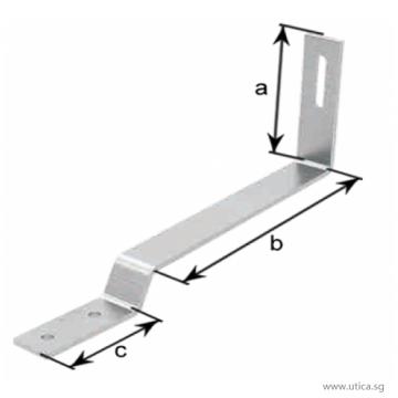 UTICA® Asphalt Shingle Roof Hook – F01