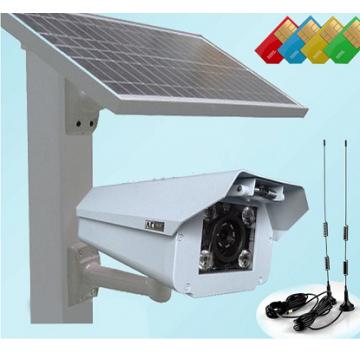 80W Energia Solar 4G Wireless Camera by UTICA®