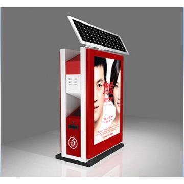 Solar Dustbin by UTICA®