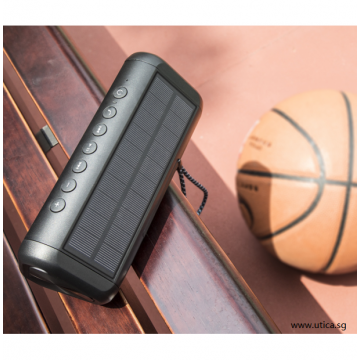 UTICA® Solar Speaker-4.2