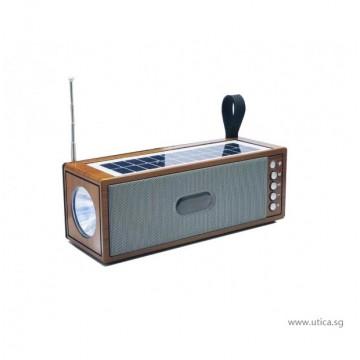 UTICA® Solar Speaker-5.0