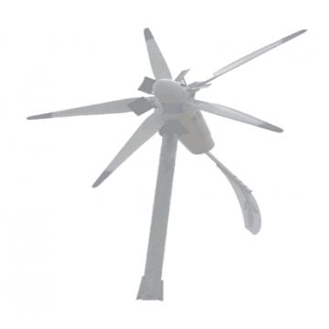 Flying Torque 1000W Wind Turbine by UTICA®