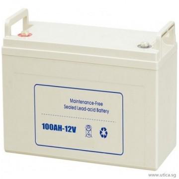 UTICA® Lead Acid Battery 12V100Ah