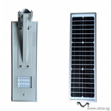 UTICA® Integration of solar street light 50-25
