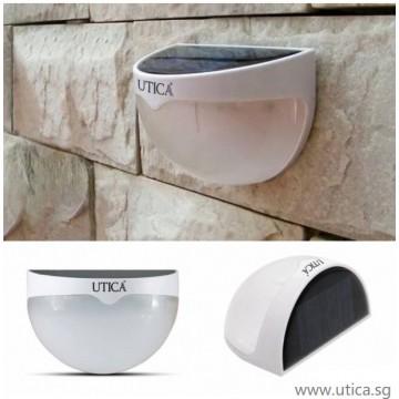 UTICA® Solar Wall Light-X4