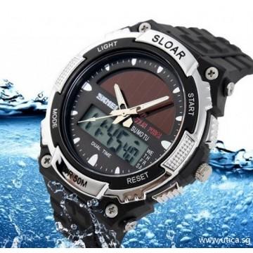 SKMEI Solar Watch
