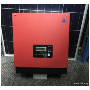 1kW Inverter (*Inclusive of PV solar schematic drawings and technical support for installation) by UTICA®