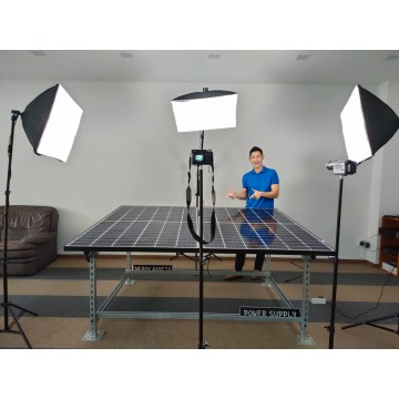 """30 Mins ON-DEMAND """"LIVE STREAMING"""" (OFF-SITE)  Technical Installation Support for a 5kWp Standard Solar Energy System, Service Provided by SOLARGAGA APP"""