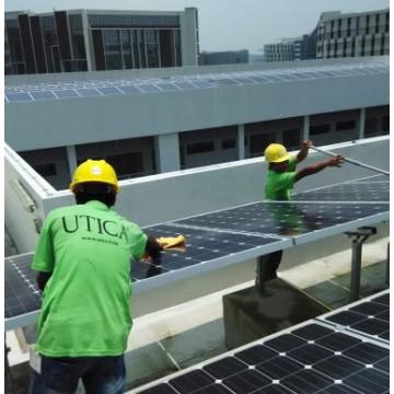 Solar Energy Maintenance Works for 10kWp System