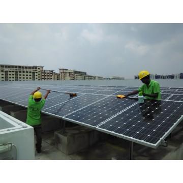 Solar Energy Maintenance Works for 15kWp System