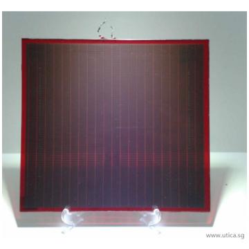 A-Si Thin Film Module 100W by UTICA®